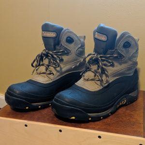 Columbia Bugaboo II Waterproof Boots - Size 7